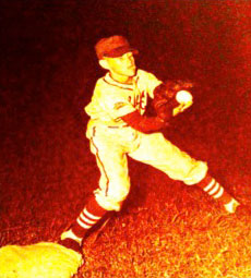 Setting a goal helped me get my baseball glove in 1952. I'm still waiting for the St. Louis Cardinals to call.
