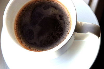 A Virtual Cup of Coffee