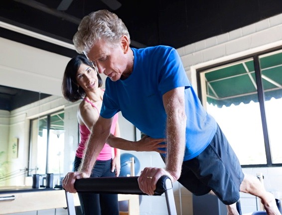 Pilates was part of my week before cancer and is an important part of the week after cancer.