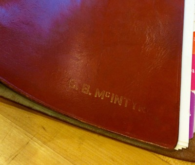 My Leather Fact Book