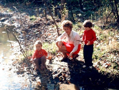 Our young family grew up exploring the outdoors. Even trips to nearby parks would turn into major adventures for their active imaginations.