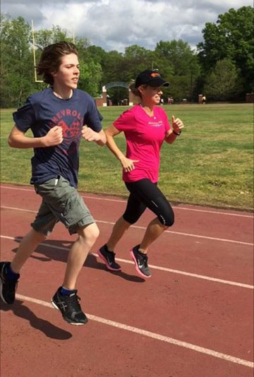 Lessons from Running with Middle School Boys | Choices Do Matter